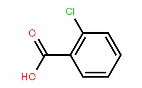 2-氯苯甲酸(区域精制法精制,熔段数:20)