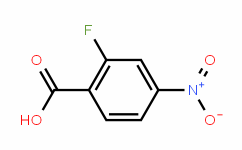 2-氟-4-硝基苯甲酸