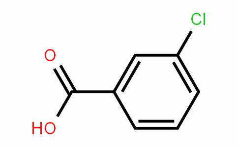 3-氯苯甲酸