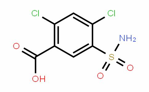 2,4-二氯-5-磺酰胺苯甲酸