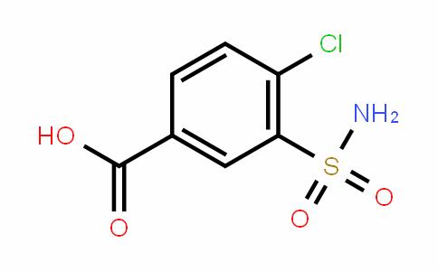 4-氯-3-磺酰胺苯甲酸