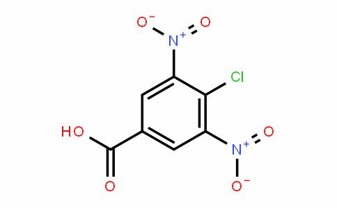 4-氯-3,5-二硝基苯甲酸