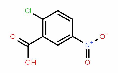 2-氯-5-硝基苯甲酸