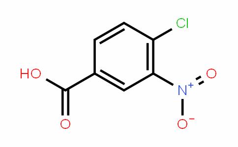 4-氯-3-硝基苯甲酸