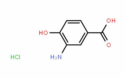 4-Hydroxy-3-aminobenzoic acid HCl