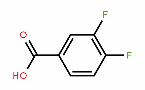 3,4-Difluorobenzoic acid