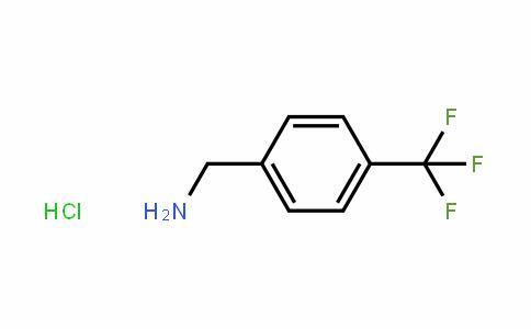 4-(Trifluoromethyl)benzylamine hydrochloride
