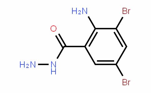 3,5二溴-2-氨基苯甲酰肼