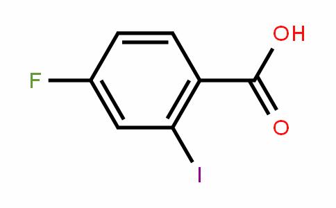 4-Fluoro-2-iodobenzoic acid