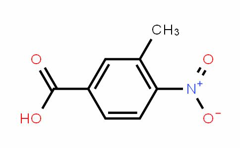 3-甲基-4-硝基苯甲酸