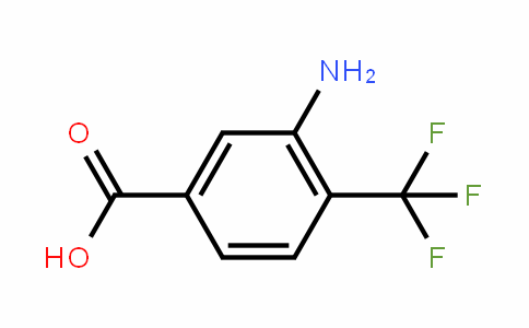 3-Amino-4-(trifluoromethyl)benzoic acid