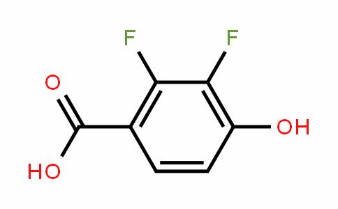 2,3-Difluoro-4-hydroxybenzoic acid
