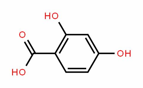 2,4-二羟基苯甲酸