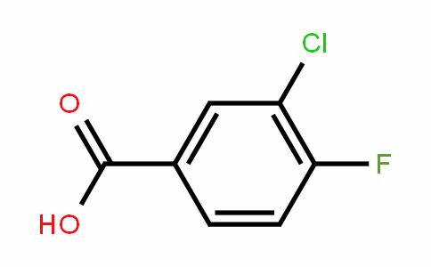 3-氯-4-氟苯甲酸