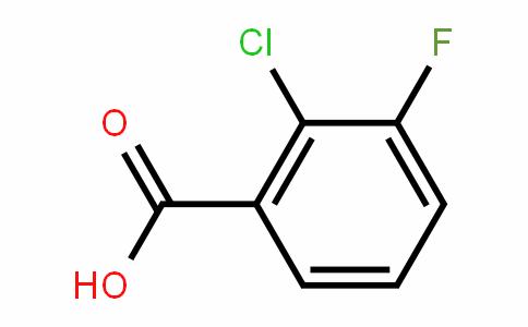2-氯-3-氟苯甲酸
