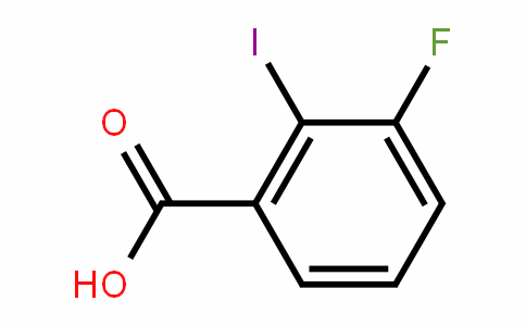 3-氟-2-碘苯甲酸