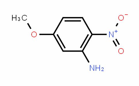 2-硝基-5-甲氧基苯胺