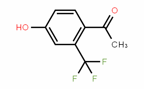 4'-Hydroxy-2'-trifluoromethylacetophenone