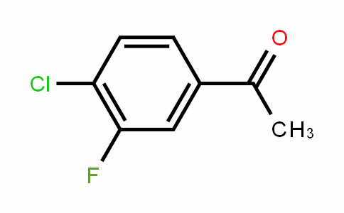 4'-Chloro-3'-fluoroacetophenone