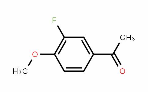 3'-氟-4'-甲氧基苯乙酮