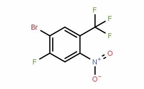 3-Bromo-4-fluoro-6-nitrobenzotrifluoride