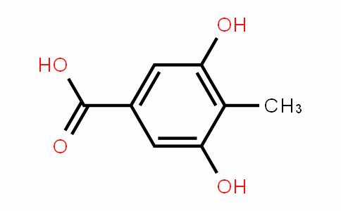 3,5-二羟基-4-甲基苯甲酸