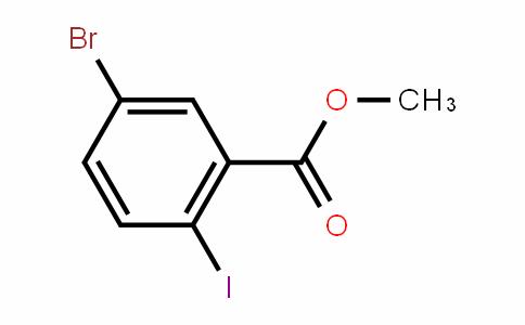 5-溴-2-碘苯甲酸甲酯