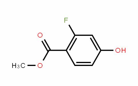 Methyl 2-fluoro-4-hydroxybenzoate
