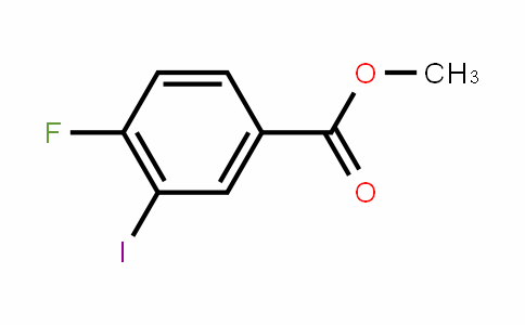 Methyl 4-fluoro-3-iodobenzoate