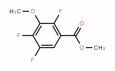 Methyl 3-methoxy-2,4,5-trifluorobenzoate