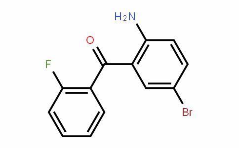 2-Amino-5-bromo-2'-fluoro benzophenone