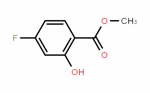Methyl 4-fluoro-2-hydroxybenzoate