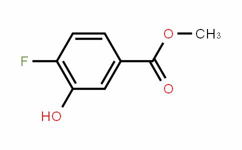 Methyl 4-fluoro-3-hydroxybenzoate