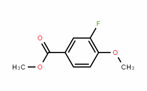 Methyl 3-fluoro-4-methoxybenzoate