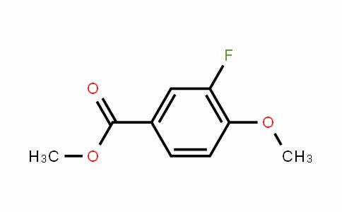 3-氟-4-甲氧基苯甲酸甲酯