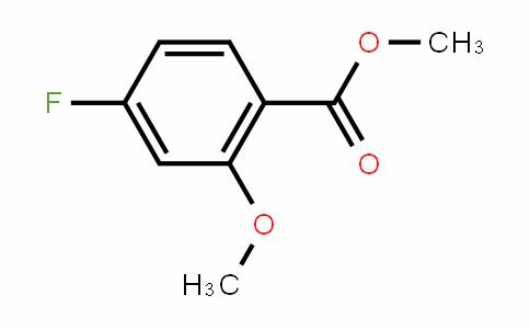 4-氟-2-甲氧基苯甲酸甲酯