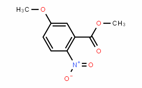 5-甲氧基-2-硝基苯甲酸甲酯
