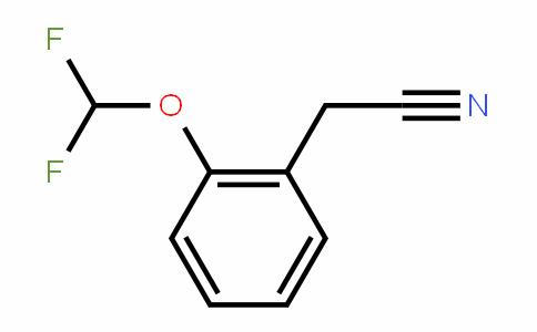 2-(Difluoromethoxy)phenylacetonitrile