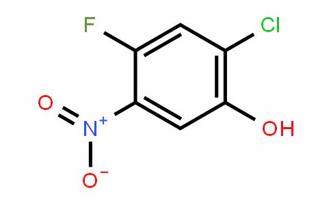 2-氯-4-氟-5-硝基苯酚