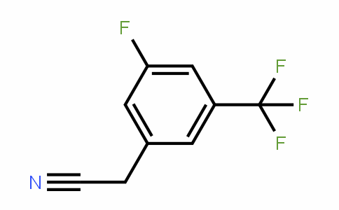 3-Fluoro-5-(trifluoromethyl)benzyl cyanide