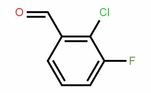 2-氯-3-氟苯甲醛