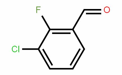3-Chloro-2-fluorobenzaldehyde