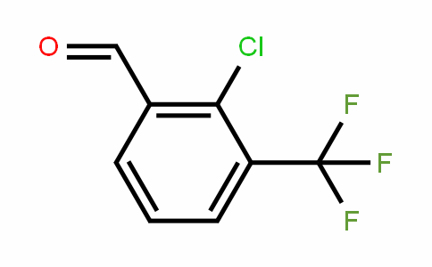 2-Chloro-3-(trifluoromethyl)benzaldehyde