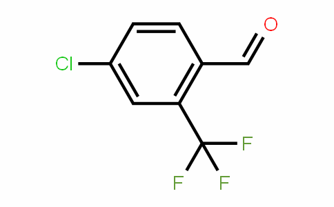 4-Chloro-2-(trifluoromethyl)benzaldehyde