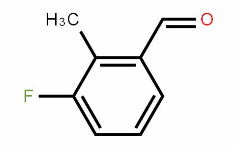 3-氟-2-甲基苯甲醛