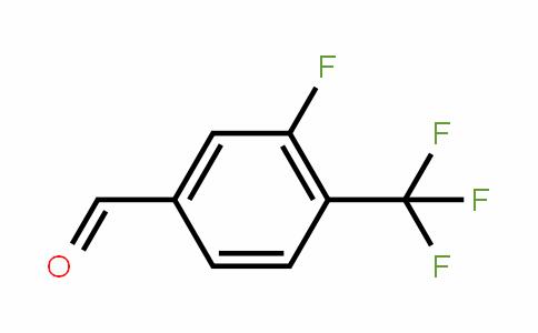 3-Fluoro-4-(trifluoromethyl)benzaldehyde