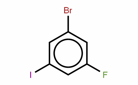 3-fluoro-5-iodo bromobenzene