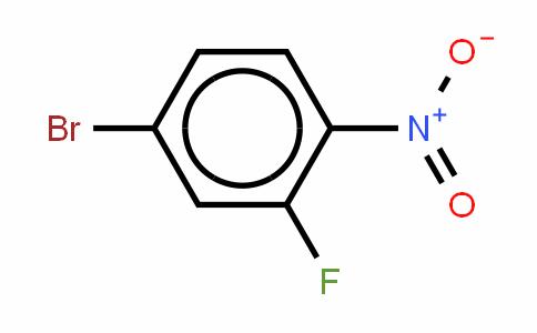 4-溴-2-氟-1-硝基苯