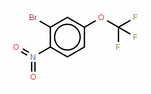 2-Bromo-4-(trifluoromethoxy)nitrobenzene