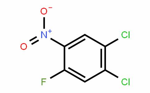 1,2-Dichloro-4-fluoro-5-nitrobenzene